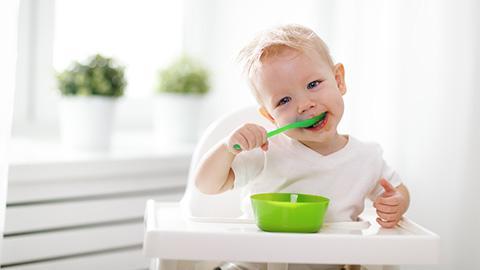 Le plaisir de manger malgré l'allergie aux protéines de lait de vache