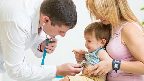 Hoe wordt koemelkallergie gediagnosticeerd?