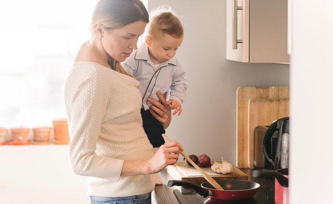 What does cow's milk allergy mean for parents?